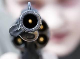 В Киеве хулиганы избили и расстреляли прохожего