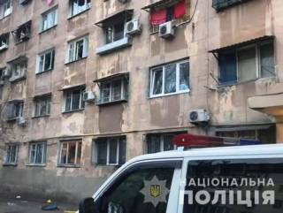 В Одессе прямо в общежитии взорвали троих мужчин