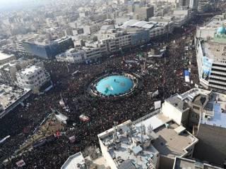 Похороны Сулеймани в Иране стали причиной смерти десятков людей