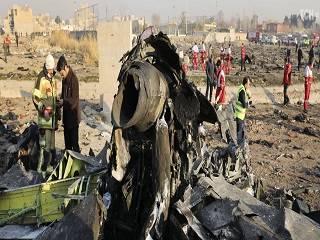 В УПЦ молятся о погибших в результате авиакатастрофы украинского самолета в Иране