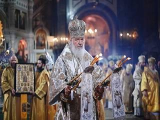 Патриарх Кирилл сказал, что Церковь успешно прошла через испытания, связанные с церковным кризисом в Украине