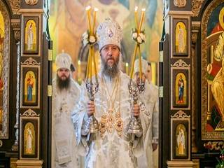 Митрополит Антоний рассказал, как происходит встреча родившегося в мир Христа в жизни каждого верующего