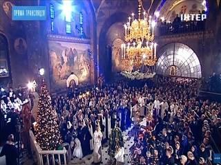 Более 10 млн зрителей встретили Рождество за просмотром богослужений
