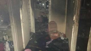 В Белой Церкви в собственной квартире заживо сгорела пенсионерка