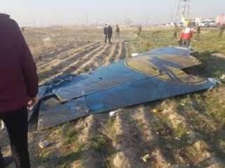 Названы основные версии крушения украинского «Боинга» в Иране