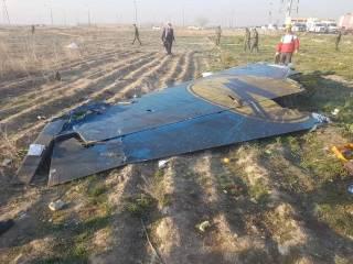 Украинский «Боинг» все же сбили ракетой? Появились фото ее обломков