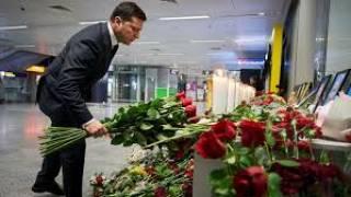 Зеленский не исключает, что украинский «Боинг» в Иране был сбит ракетой