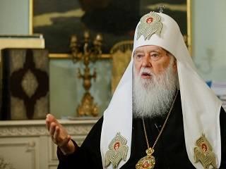Филарет отозвал подпись под документом о ликвидации УПЦ КП