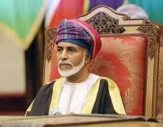 После визита Зеленского в Омане умер султан, полвека правивший страной