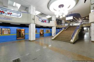 Стала известна самая загруженная станция Киевского метрополитена