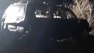 В селе под Днепром автомобиль с людьми утонул в водоеме