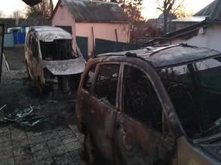 Епископ УПЦ КП обвинил представителей ПЦУ в поджоге церковного имущества