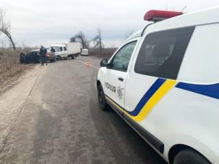 Под Киевом «Газель» протаранила неуправляемый Opel ‒ есть жертвы