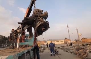 В Иране уже рапортуют об арестах из-за крушения украинского самолета