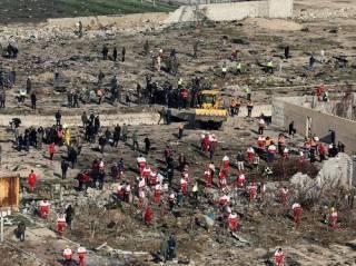 Депутаты Рады выдвинули целый ряд требований к властям Ирана из-за сбитого «Боинга», ‒ документ