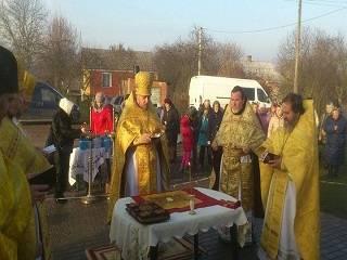 На Волыни община УПЦ девятый месяц удерживает храм от захвата