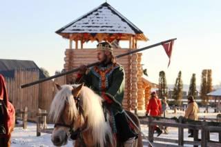 Под Киевом отпразднуют Крещение по древним традициям