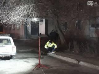 В Харькове киллер прямо на улице застрелил «непростого» мужчину