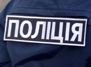 В киевском метро напали на полицейского