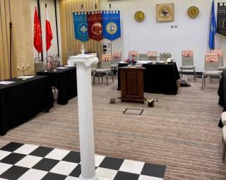 В Киеве учредили новую масонскую ложу