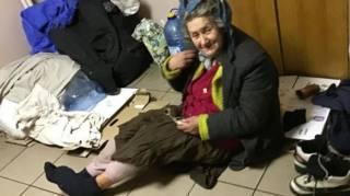 «Настоящий, сегодняшний геноцид». Что происходит с бездомными в Киеве