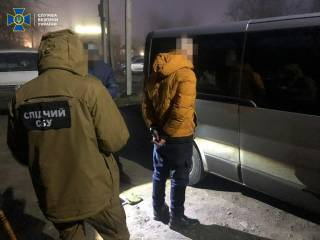 На Днепропетровщине задержан шпион, завербованный ФСБ