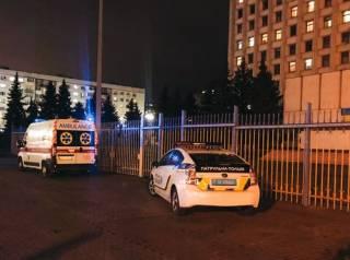 В Киеве в здании ЦИК прозвучал выстрел ‒ есть погибший