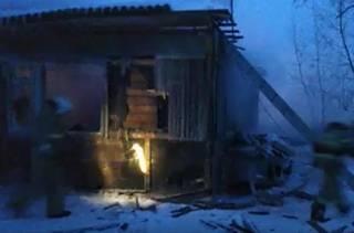 В России заживо сгорели одиннадцать рабочих из Узбекистана (18+)