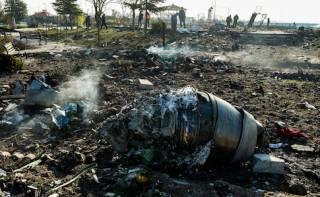 Украинский «Боинг» в Тегеране был сбит двумя ракетами, — отчет Ирана