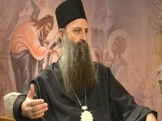 Сербский митрополит заявил, что даже не считает представителей ПЦУ членами Церкви
