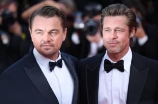 Стало известно о пикантном прозвище, которое Леонардо Ди Каприо дал Брэду Питту во время съемок в фильме «Однажды в… Голливуде»