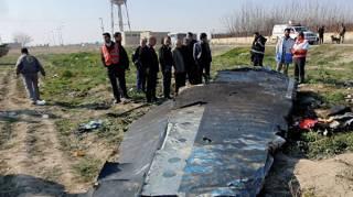 Иран не хочет отдавать Украине «черные ящики» сбитого под Тегераном «Боинга»