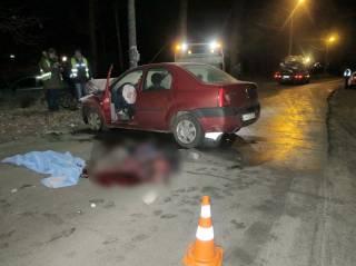 В Буче произошло «огненное» ДТП: не обошлось без жертв