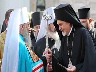 Фанар не признает титулов архиереев УПЦ