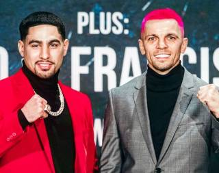 Интер покажет бой Ивана Редкача и американца Дэнни Гарсия