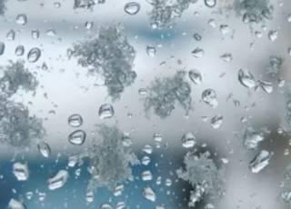 Январь в Украине завершится мокрым снегом и дождем