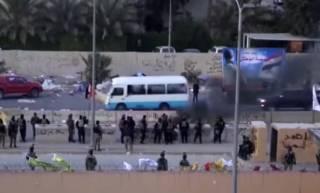 В Багдаде обстреляли посольство США: одна из ракет упала на ресторан