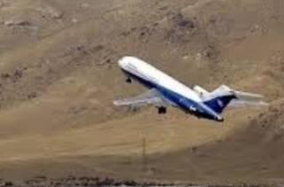 В Афганистане разбился военный самолет. На борту было около сотни людей