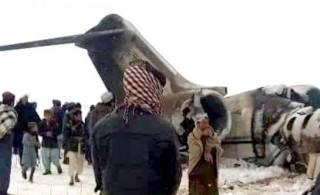 Стало известно, кто стоит за крушением самолета в небе над Афганистаном