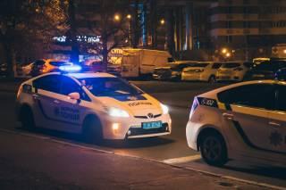 ДТП в Киеве: автомобили не поделили перекресток