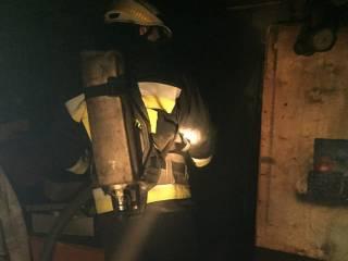 В результате пожара в одной из ветеринарных клиник Днепра погибло больше сотни грызунов