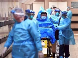 В Поднебесной рассказали, когда «буйство» коронавируса достигнет своего апогея