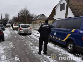 Под Киевом жестоко убили пьяного пенсионера