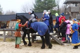 Под Киевом пройдут впечатляющие конные мастер-классы