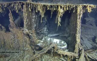 Британские ученые случайно протаранили «Титаник». Американские власти пытались это скрыть