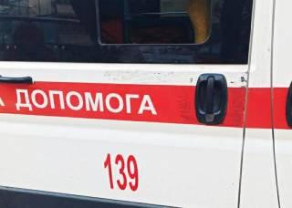 В Днепре ограбили машину «скорой помощи»