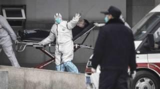 В Киеве госпитализированы два человека, прилетевшие из Китая