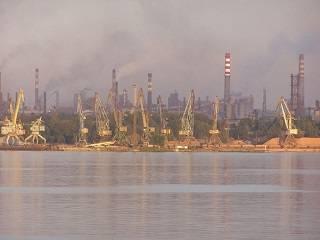 УПЦ выделила 68 тыс гривен для предотвращения экокатастрофы в Запорожье