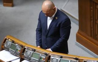 Кива в парламенте переписывался с Жириновским, обозвав Гончарука «гоми*ом», а правительство «пид*рским»