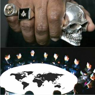 Появился новый телеграм-канал о тайных обществах и заговорах «Адекватный конспиролог»
